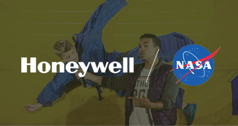 NASA & Honeywell's FMA Live!